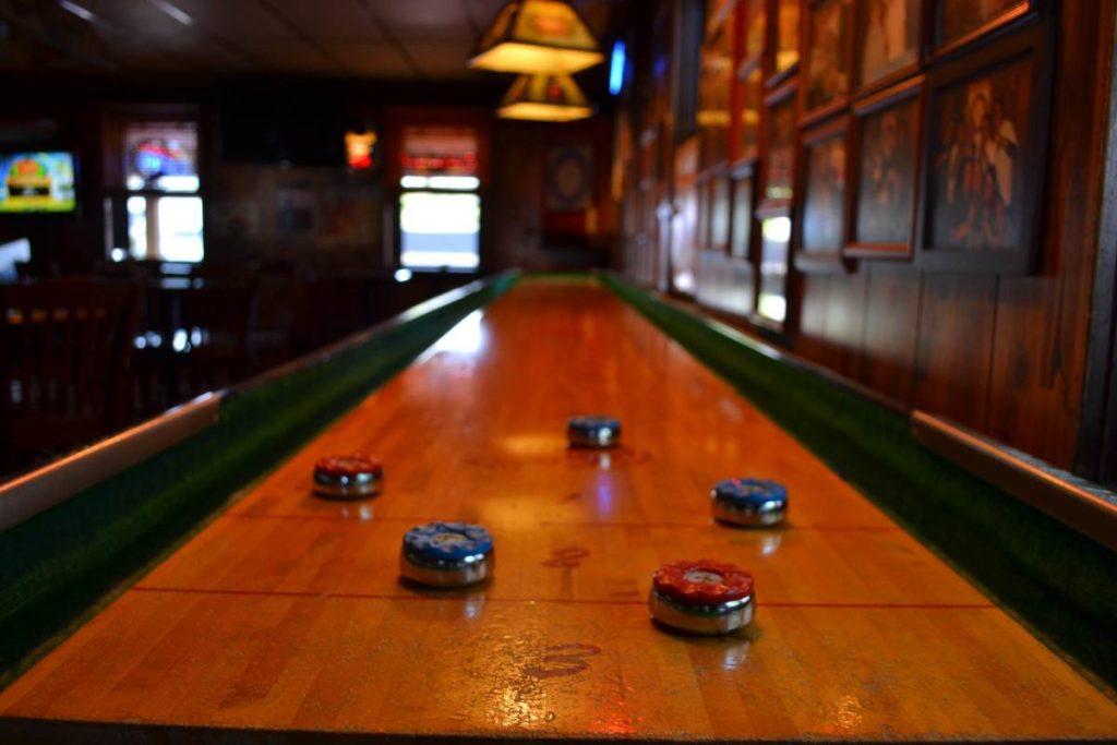 atlanta shuffleboard bars
