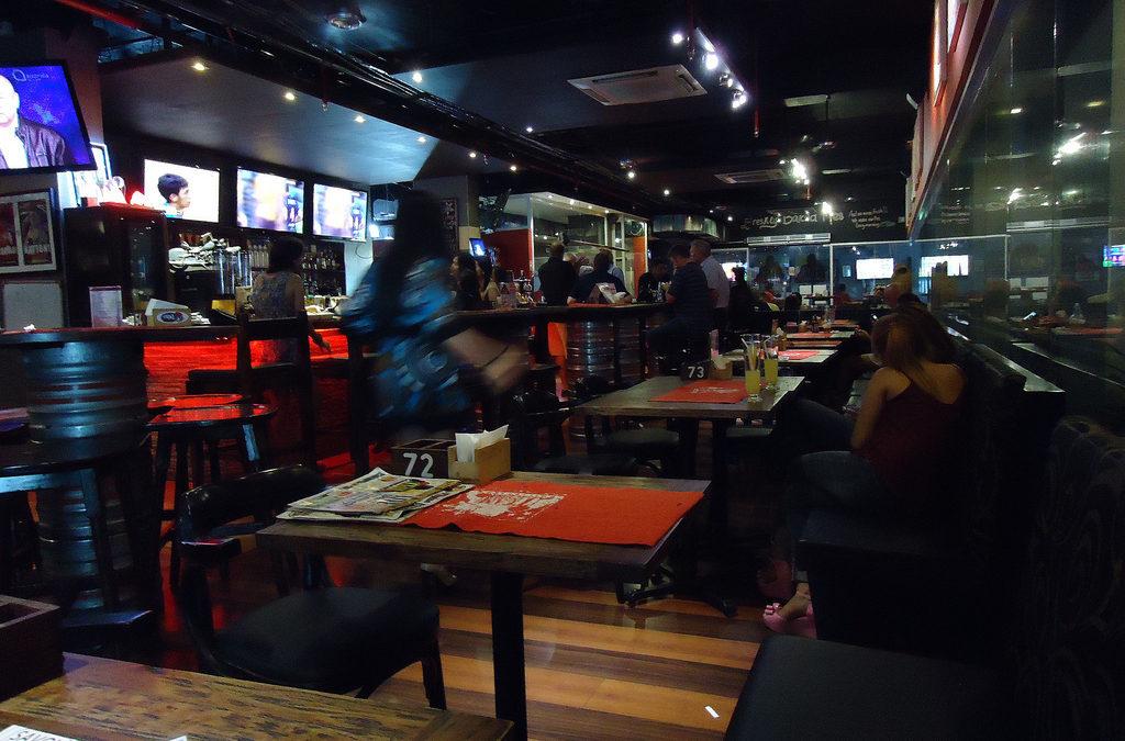 sports bars in atlanta