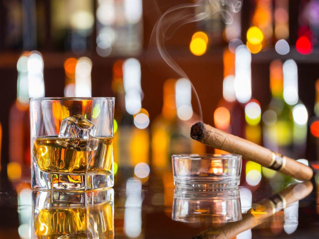 bars that let you smoke in marietta ga